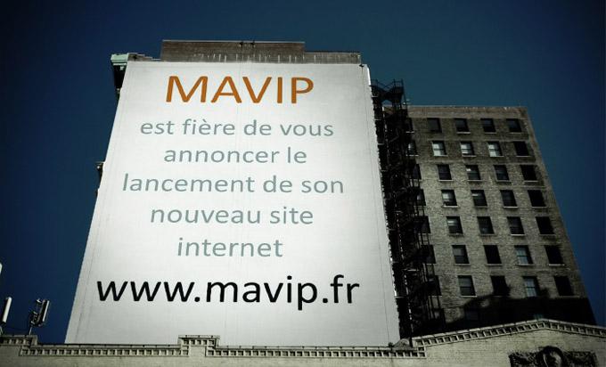 Mavip, spécialiste de l'objet et du textile publicitaire
