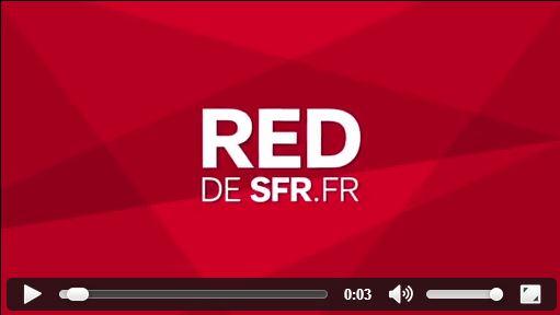 RED de SFR.FR fait son show