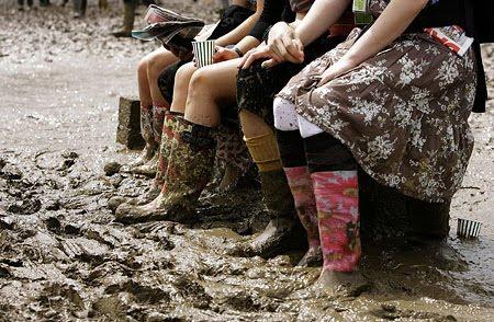 Bottes personnalisées boue