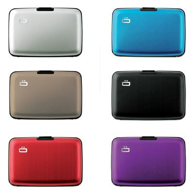 Étuis STOP-RFID, différentes couleurs