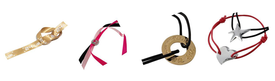 Bracelets - Été 2015 chez Mavip