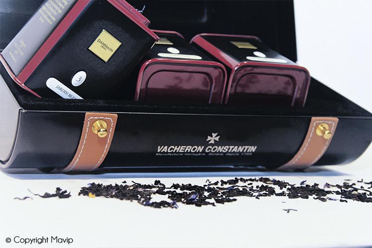les objets publicitaires de Mavip dans la catégorie gastronomie thés chocolats café