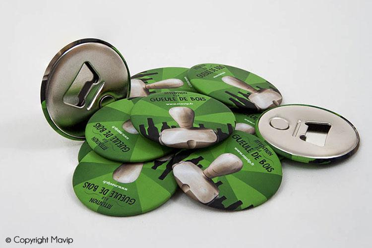 les objets publicitaires de Mavip dans la catégorie Accessoires - magnet