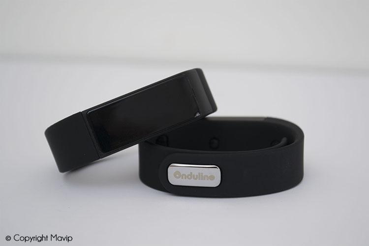 Les montres connectées réalisées par Mavip