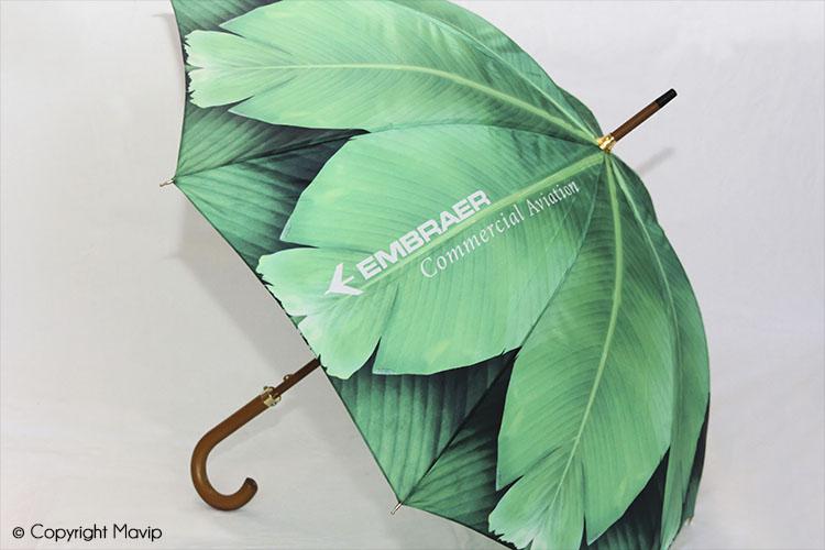 les objets publicitaires de Mavip dans la catégorie Accessoires - parapluies