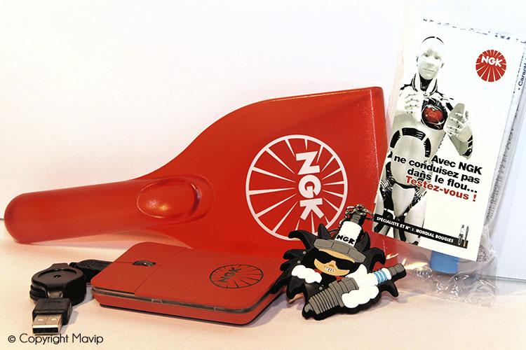 les objets publicitaires de Mavip dans la catégorie évènementiel kits