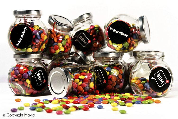 les objets publicitaires de Mavip dans la catégorie gastronomie confiserie
