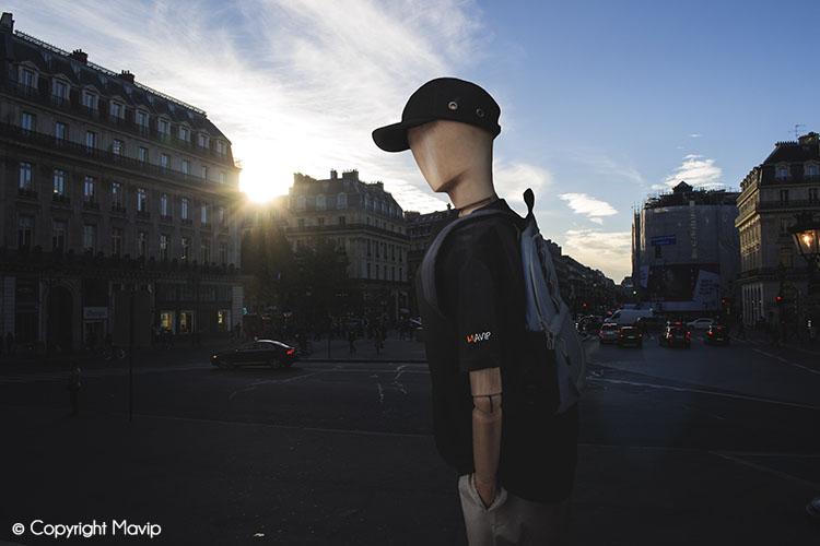 Goodie Boy et ses objets publicitaires à Paris #votrelogoici