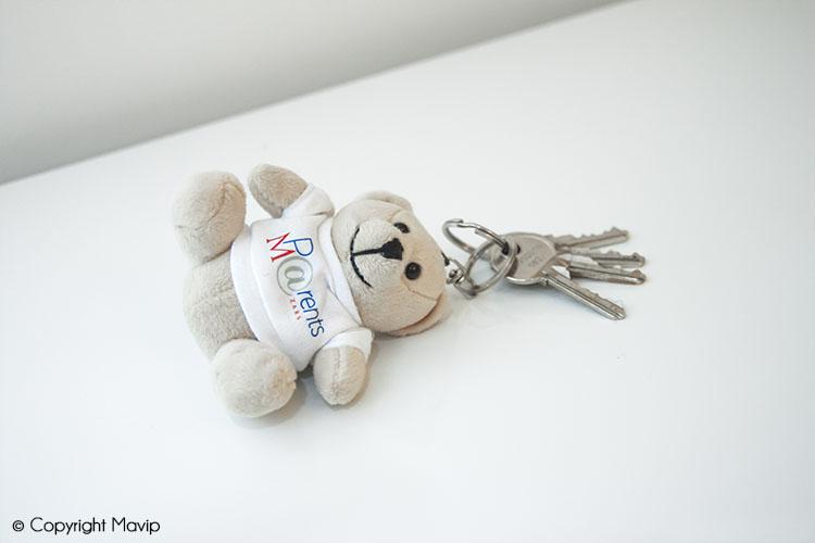 les objets publicitaires de Mavip dans la catégorie Accessoires - porte-clés