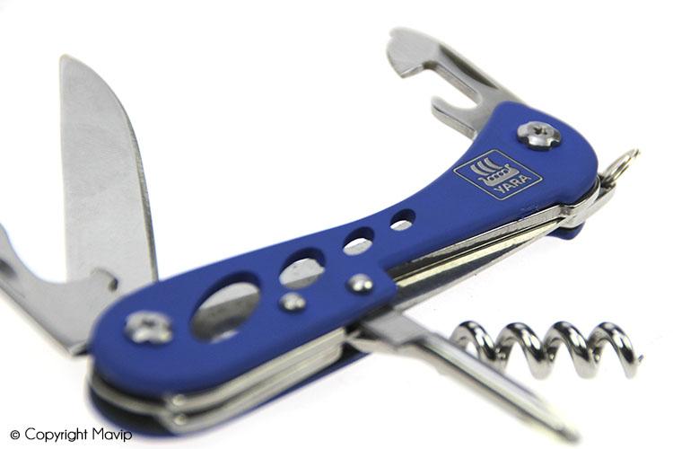 les objets publicitaires de Mavip dans la catégorie sport et couteaux de poche multifonction