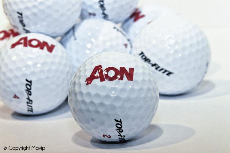 les objets publicitaires de Mavip dans la catégorie sport et loisirs tennis et golf