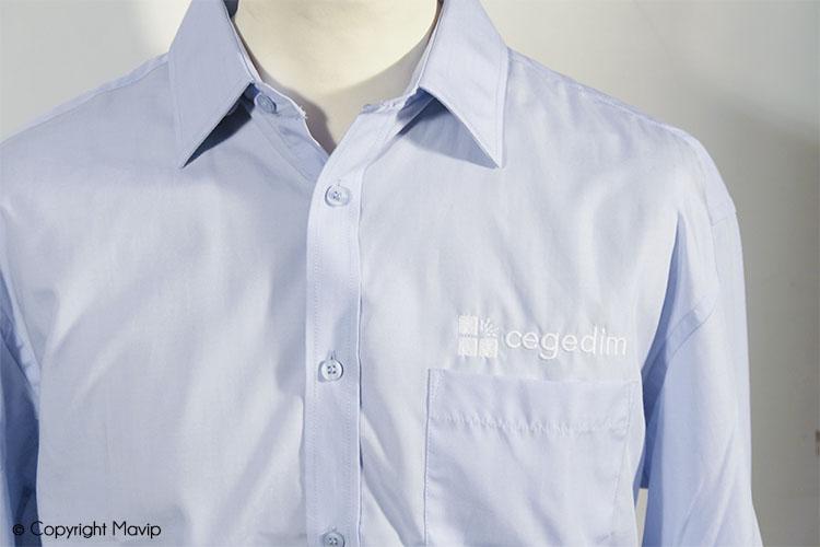 les objets publicitaires de Mavip dans la catégorie textile chemises