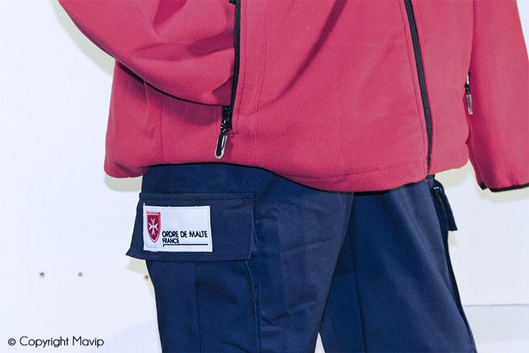 les objets publicitaires de Mavip dans la catégorie textile tenues intégrales