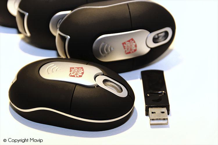 les objets publicitaires de Mavip dans la catégorie High-tech - souris et tapis d'ordinateur