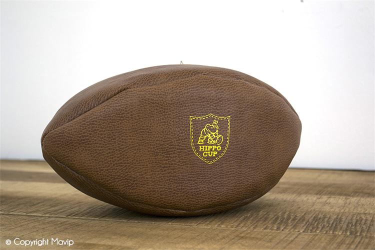 Ballons de rugby réalisés par Mavip