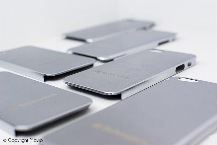 les objets publicitaires de Mavip dans la catégorie High-tech - coques smartphones