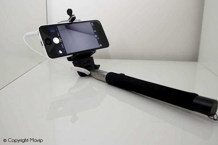 Accessoires smartphones publicitaires réalisés par Mavip