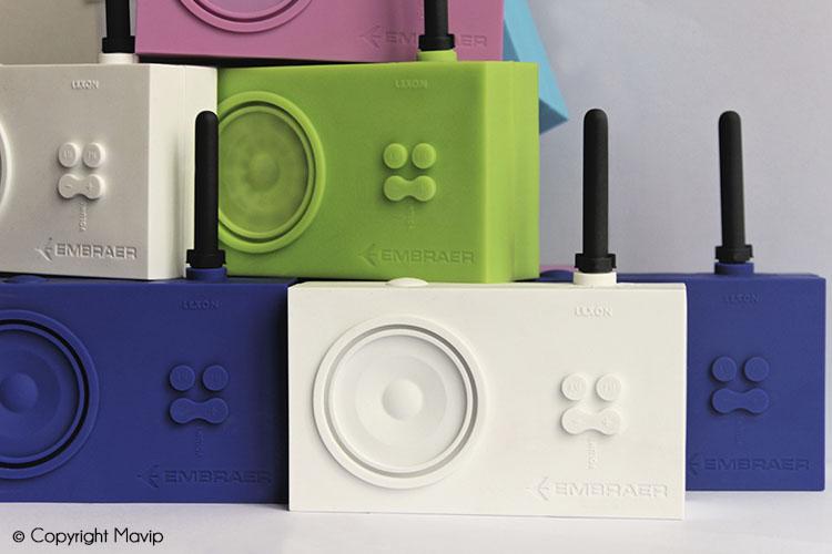 Radios publicitaires réalisées par Mavip