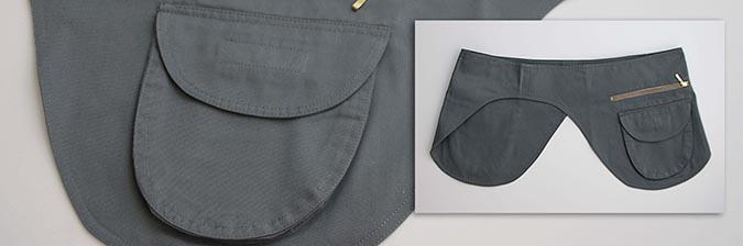 Le sac ceinture Laboa l'objet publicitaire personnalisable par Mavip