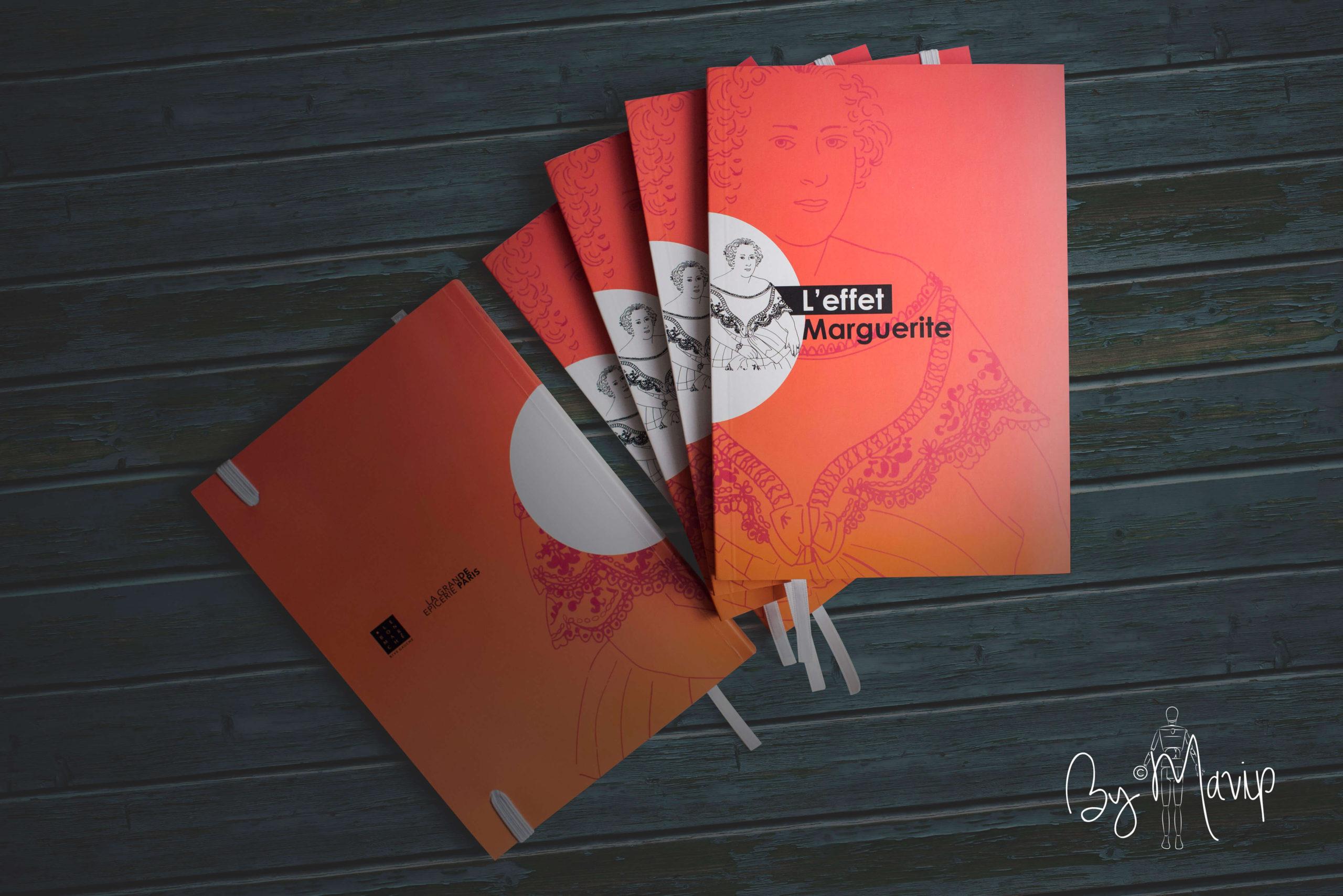 Carnets personnalisés par Mavip