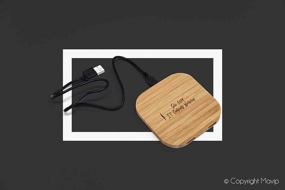 Batteries nomades réalisées pour Sephora par Mavip