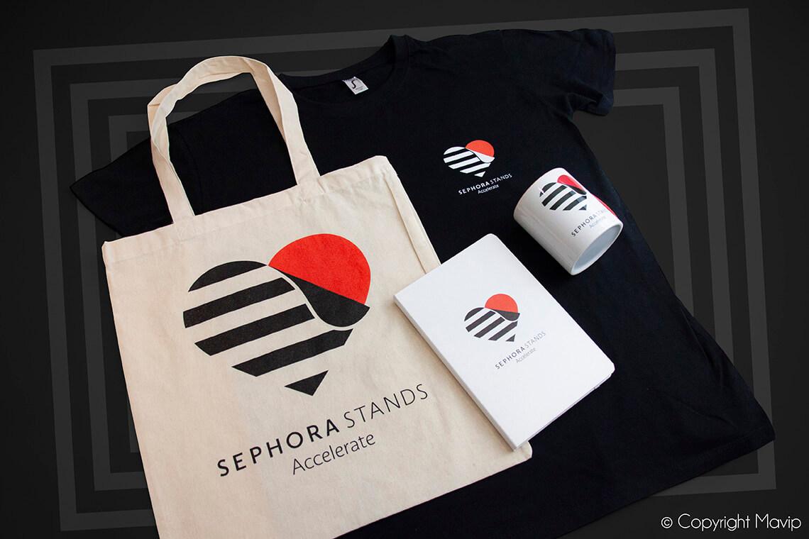 Kits réalisés pour Sephora par Mavip