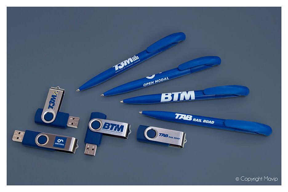 Kits réalisés pour BTM par Mavip
