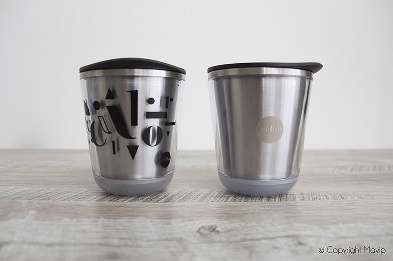 Mugs personnalisés avec logo d'entreprise