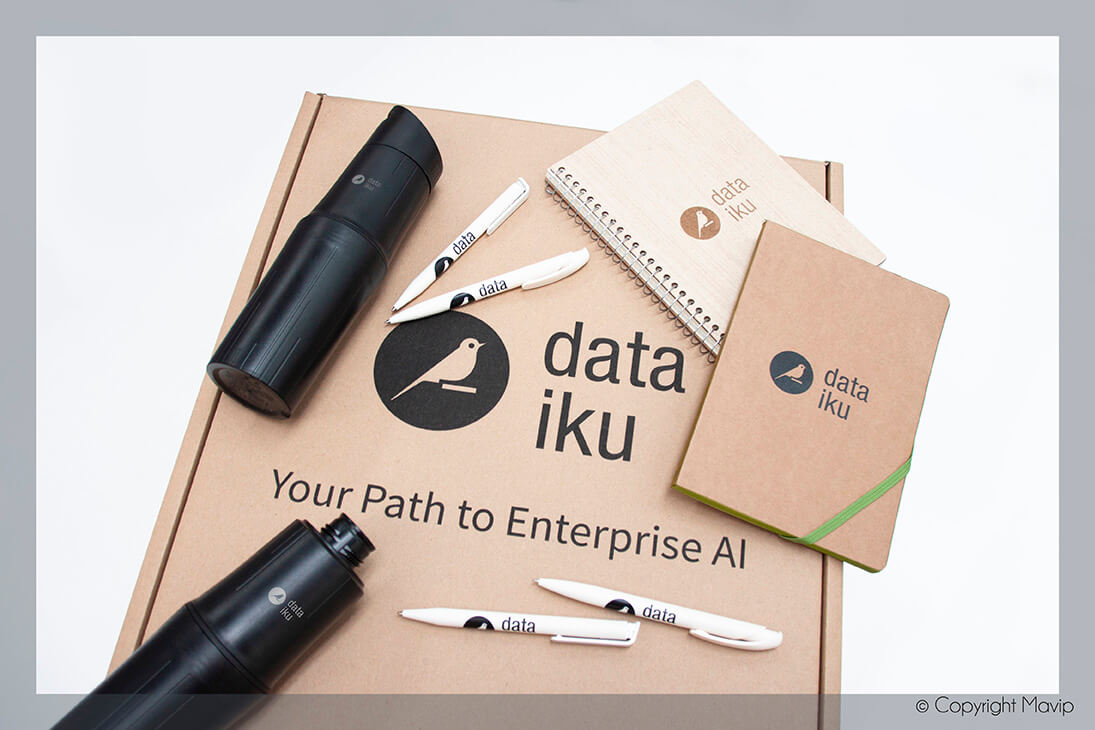 kits réalisés pour Data Iku par Mavip