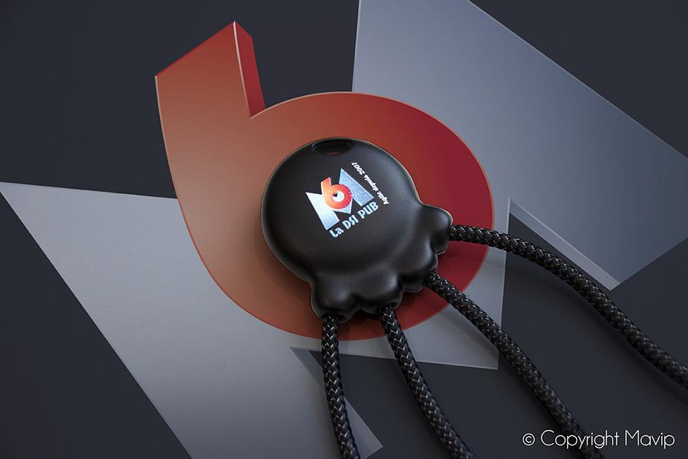 Câbles de charge réalisés pour M6 par Mavip