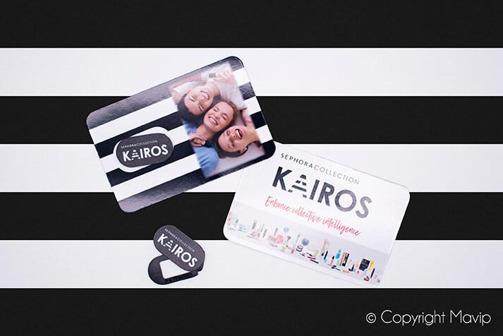 Cache webcam réalisé pour Sephora par Mavip