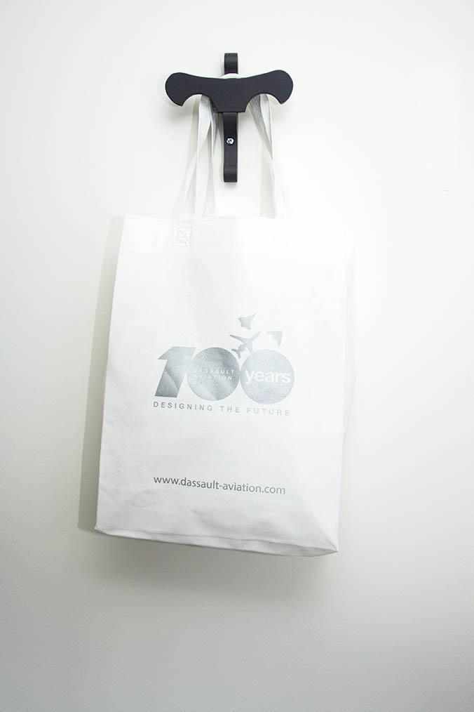 Tote bags personnalisable avec logo publicitaires réalisés par Mavip