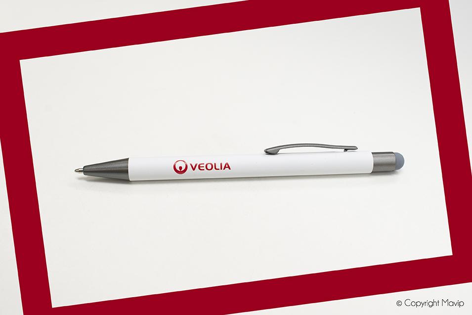 Stylos réalisés pour Veolia par Mavip