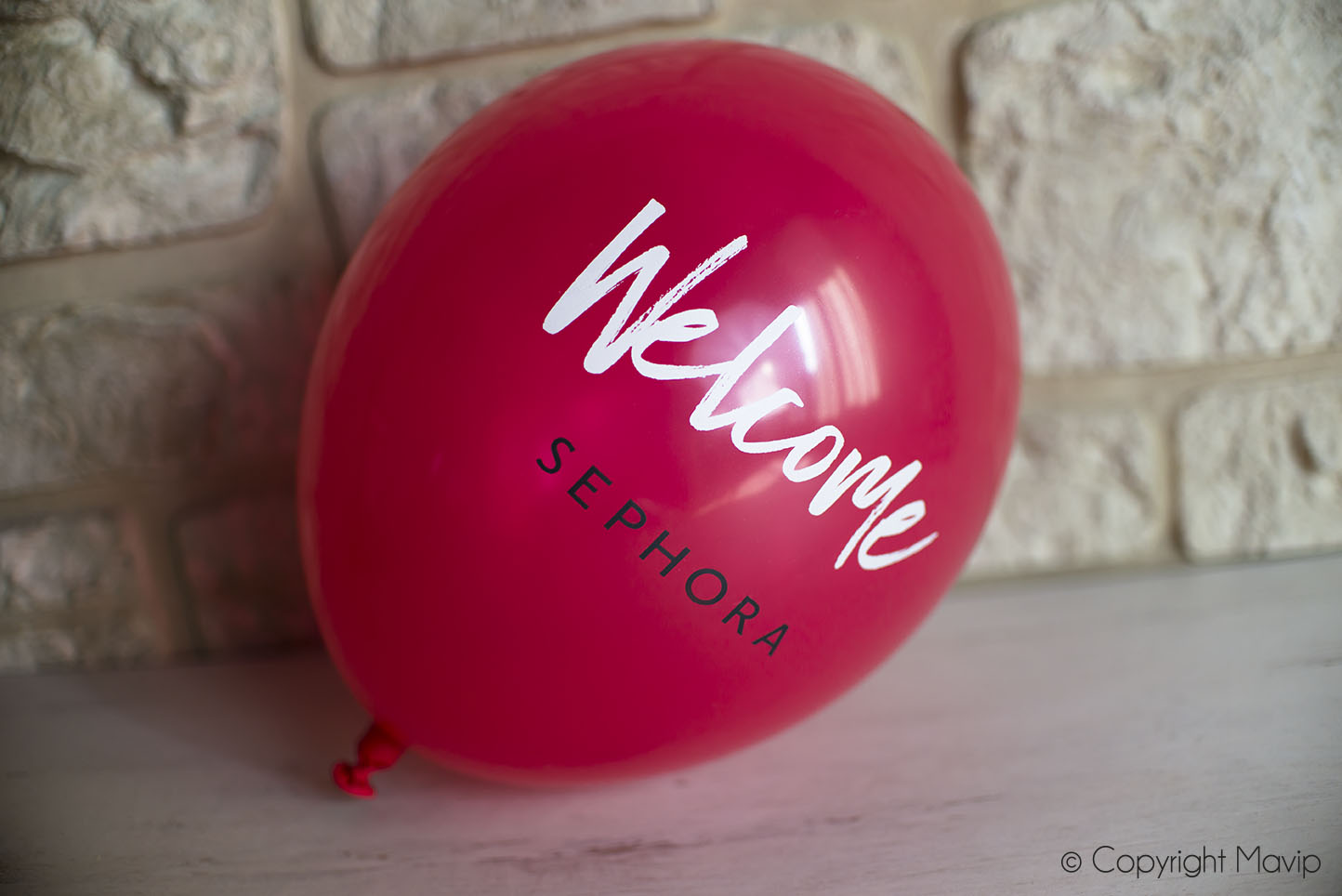 Ballons gonflables personnalisables avec logo réalisés par Mavip les objets pub goodies
