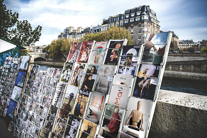 exposition sur les quais de Seine des photos de Goodie Boy de l'agence Mavip