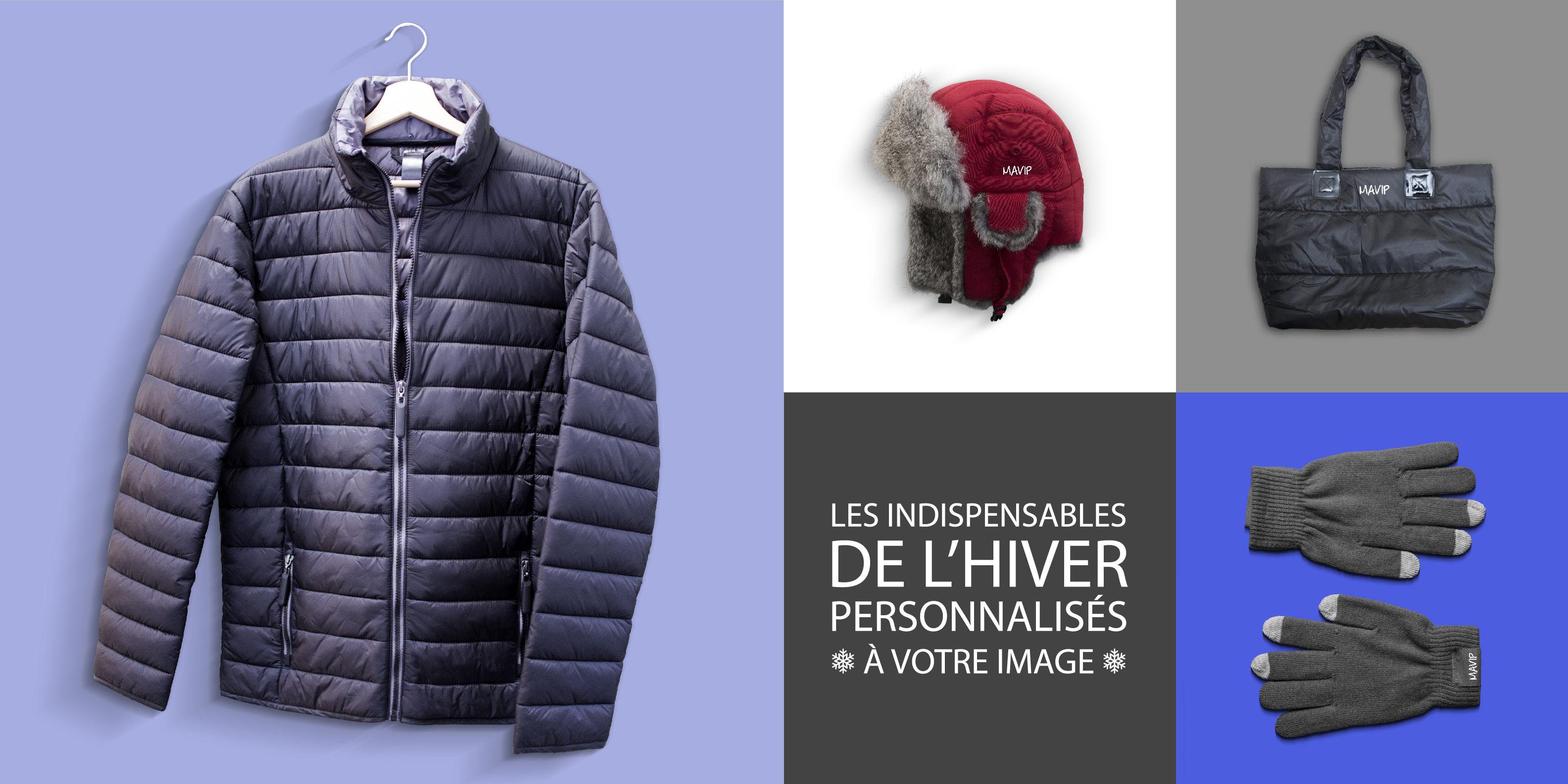 Les objets publicitaires incontournables de l'hiver by Mavip