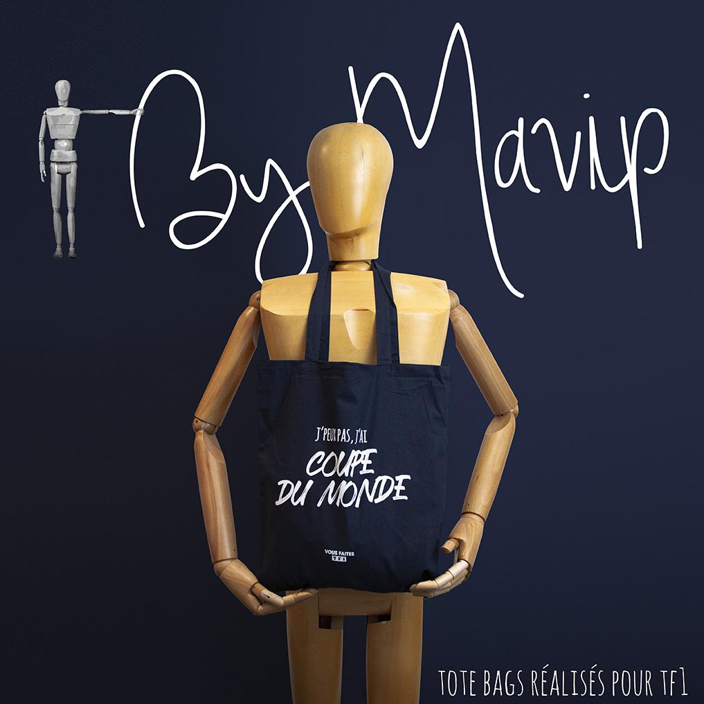 Objet média personnalisé By Mavip