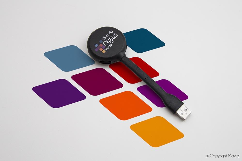 cable de charge personnalisé avec logo entreprise by mavip