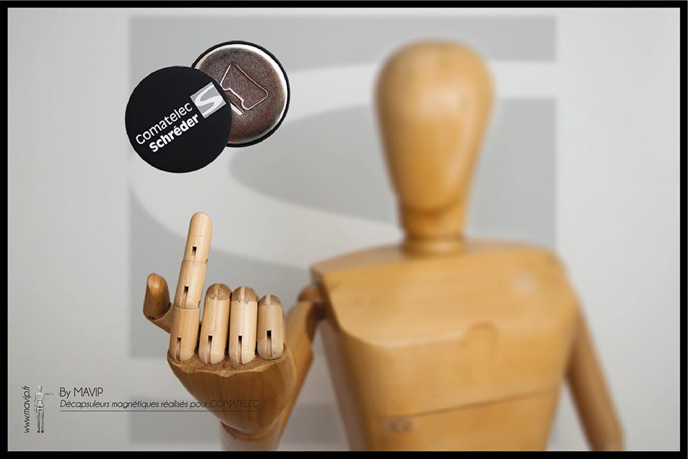 objets médias personnalisés avec logo d'entreprise
