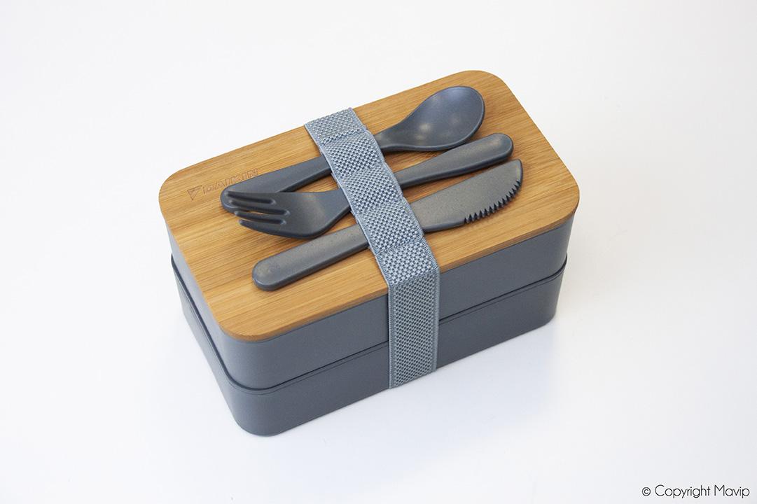 Lunchbox personnalisable avec logo d'entreprise par Mavip