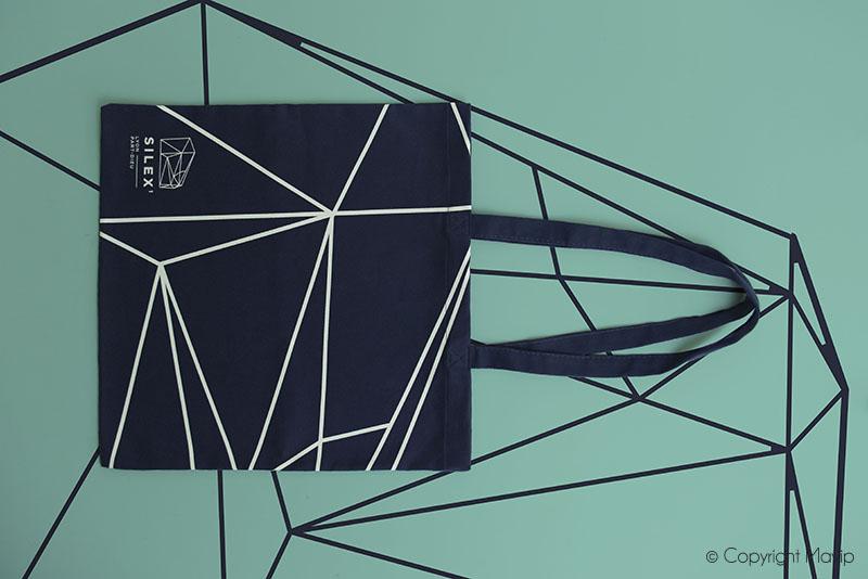 Tote bags personnalisés avec logo d'entreprise par Mavip