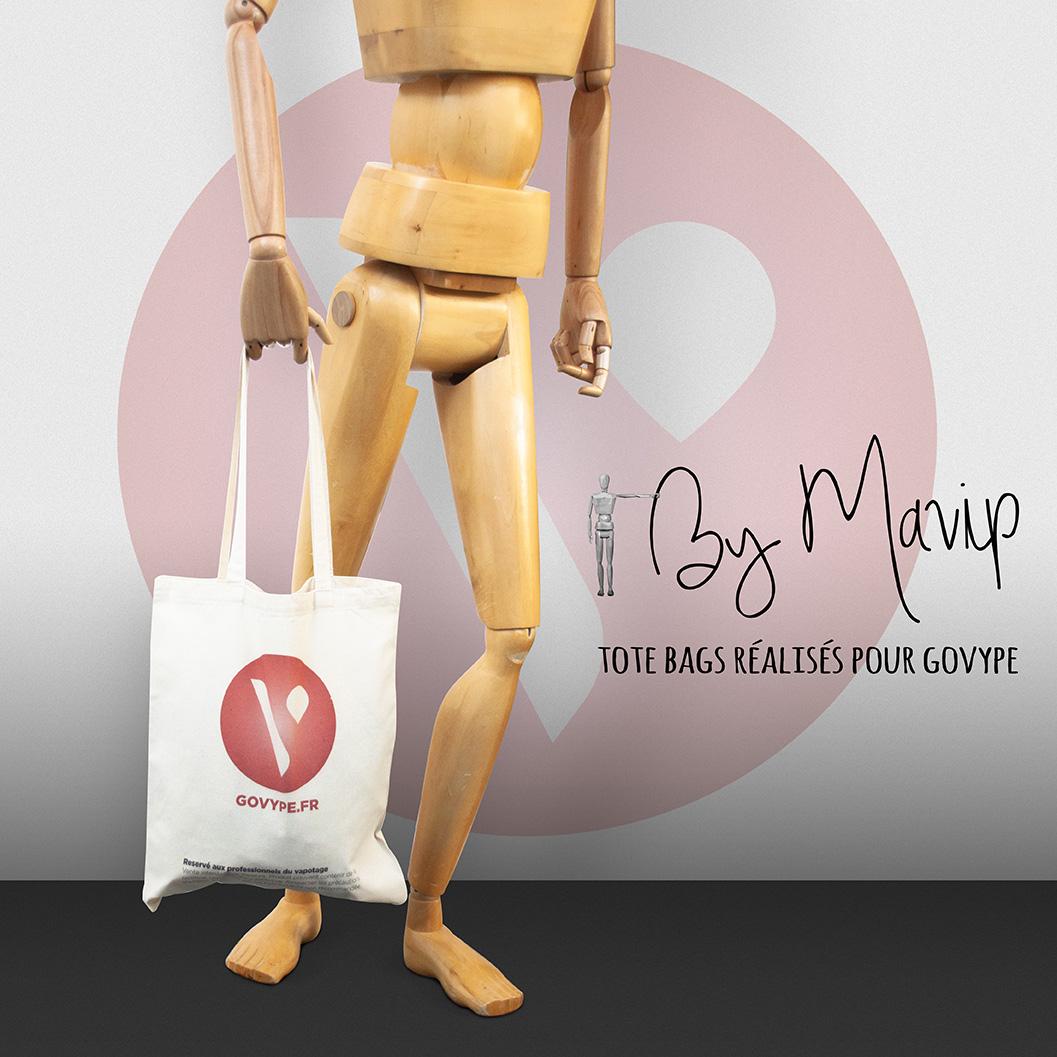 Objet média personnalisé avec logo d'entreprise by Mavip