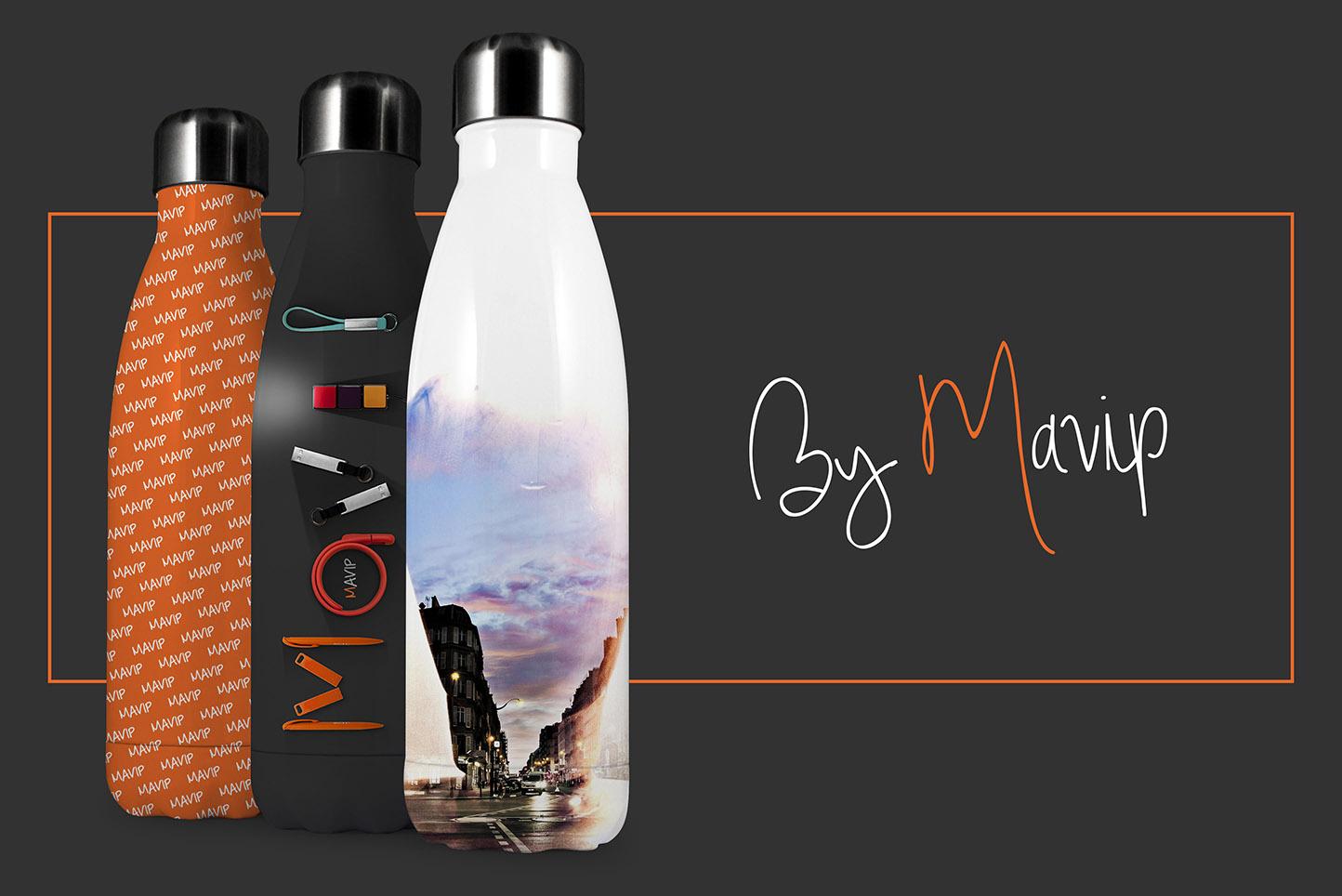 Trouvez plein d'idées de réalisation d'objet média sur notre blog Mavip