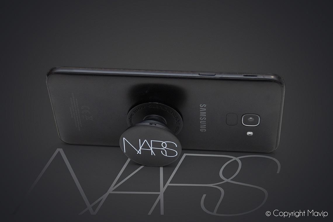 Popsockets pour smartphones réalisés par Mavip
