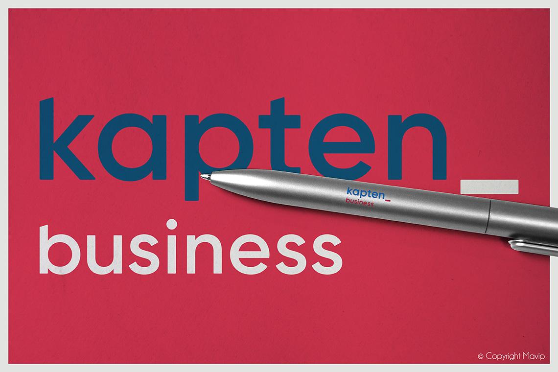 Stylos personnalisables avec logo d'entreprise by Mavip