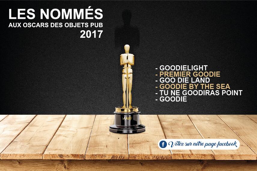 Les Oscars 2017 vu par Goodie Boy et Mavip