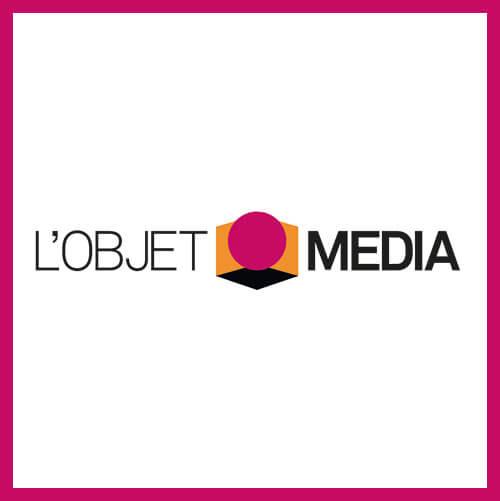 logo de la grande campagne de communication de l'objet média dont Mavip est partenaire