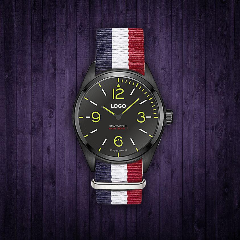 Célèbre Optez pour une montre connectée personnalisable élégante - Mavip Mavip DW29