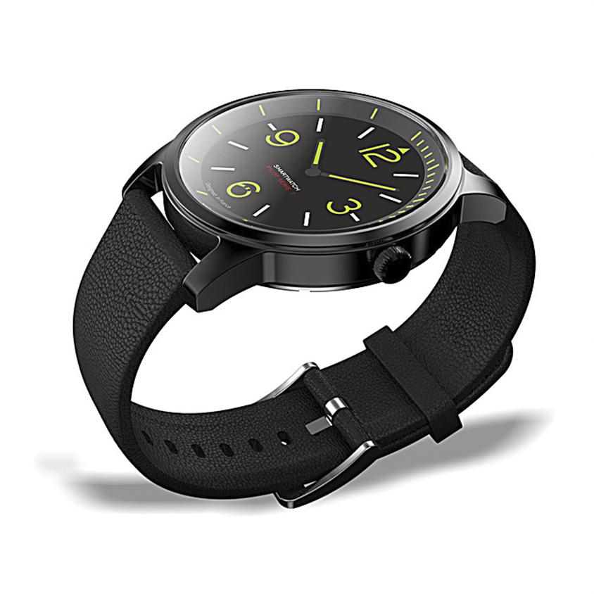 Gut gemocht Optez pour une montre connectée personnalisable élégante - Mavip Mavip NV02
