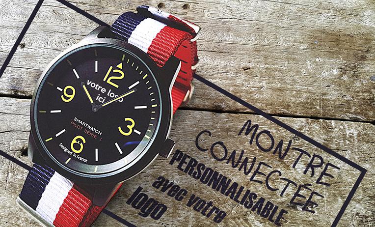 Exceptionnel Optez pour une montre connectée personnalisable élégante - Mavip Mavip XS27